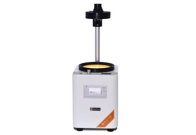 济南赛成研发的ZPY-A玻璃圆跳动测量仪